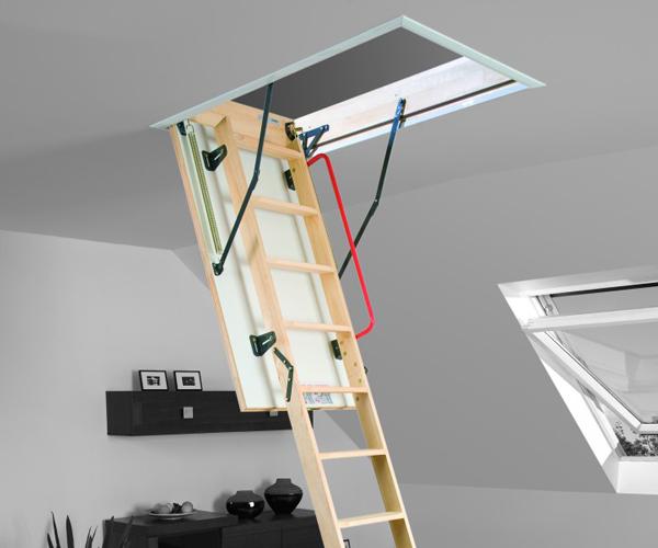 Fakro Komfort loft ladder [2.8 metres],contact holtinsulations.ie fakro loft ladders